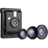 Máy ảnh Lomography Lomo Instant + 3 lens (Đen/Trắng)