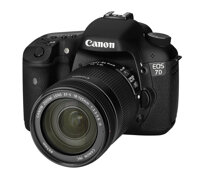 Máy ảnh Mirror Less Canon EOS 7D Mark II - 18 MP, EF-S 15-85mm F3.5-5.6 IS USM