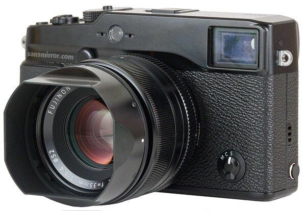 Máy ảnh Mirror Less Fujifilm X-Pro1 (XPro1) Body - 16.3 MP