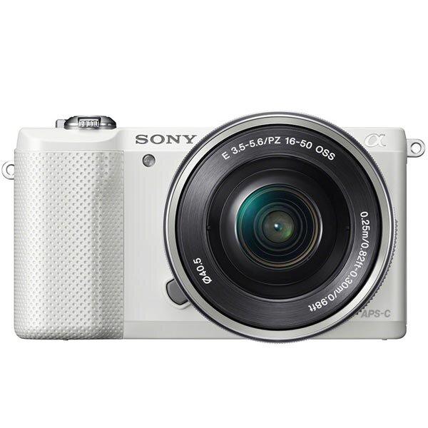 Máy ảnh Mirror Less Sony Alpha A5000 (ILCE-A5000L) Kit 16-50mm - 20.1 MP