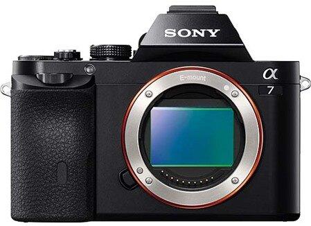 Máy ảnh Mirror Less Sony Alpha A7 (ILCE-7) Body - 24.3 MP