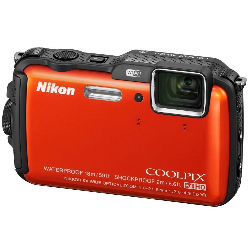 Máy ảnh Nikon Coolpix AW120