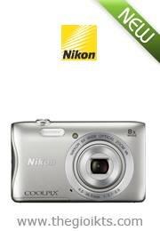Máy ảnh Nikon Coolpix S3700