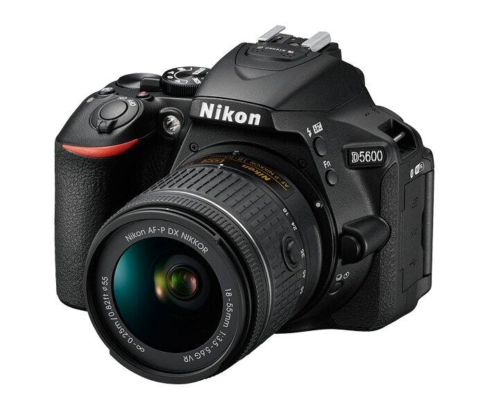 Máy ảnh Nikon D5600+ 18-55mm VR KIT