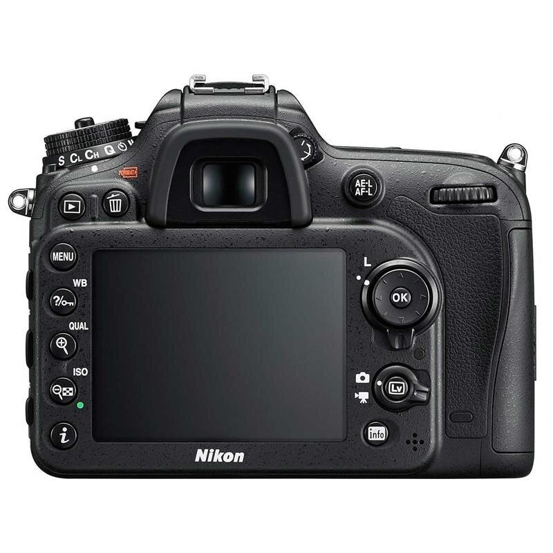 Máy Ảnh Nikon D7200 Body