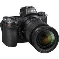 Máy ảnh Nikon Z6 kit 24-70mm F4 S + Ngàm FTZ