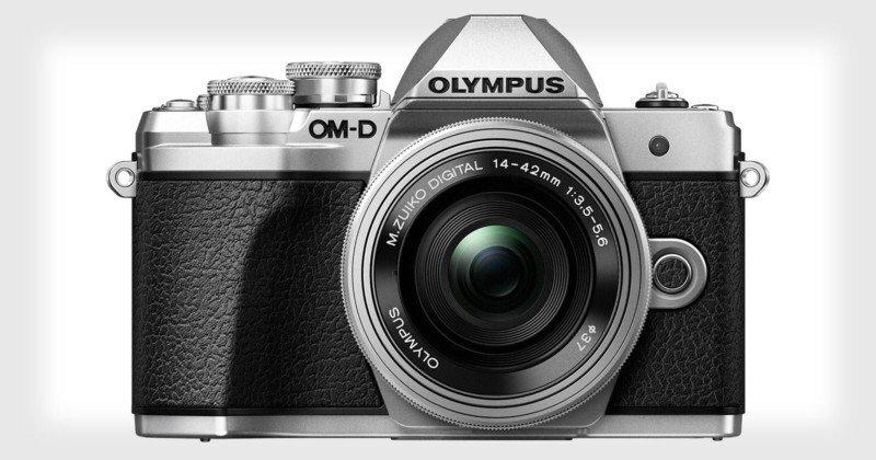 Máy ảnh Olympus E-M10 Mark III+14-42mm EZ