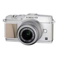 Máy ảnh Olympus PEN E-P5 16.1MP Trắng bạc kèm ống 14-42mm