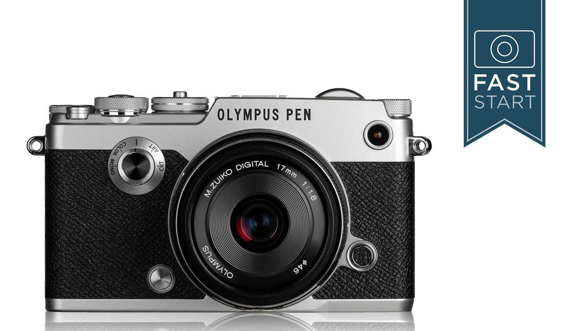 Máy ảnh Olympus PEN-F (Body)