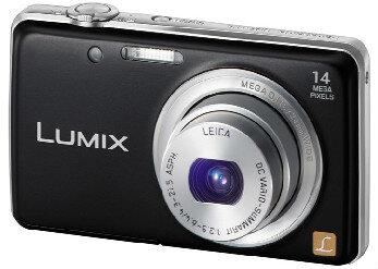 Máy ảnh Panasonic DMC-FH6GA-S - 14.1MP