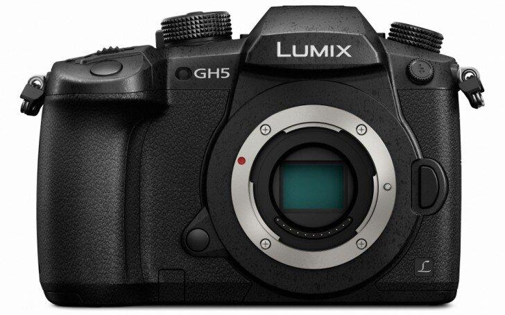 Máy ảnh Panasononic Lumix GH5 Body