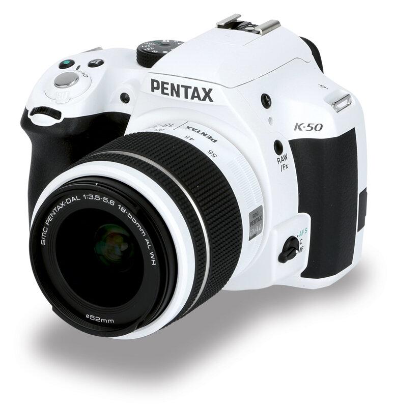 Máy ảnh Pentax K-50 Body