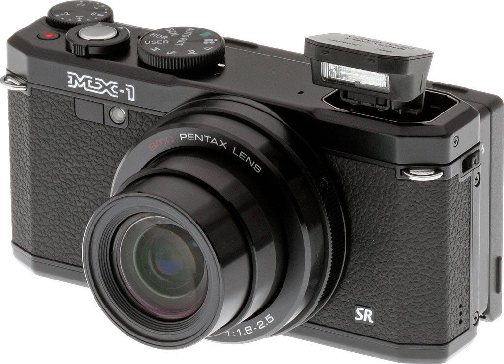 Máy ảnh Ricoh Pentax MX-1 12MP