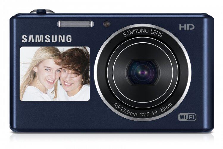 Máy ảnh Samsung EC - DV150FBDBVN
