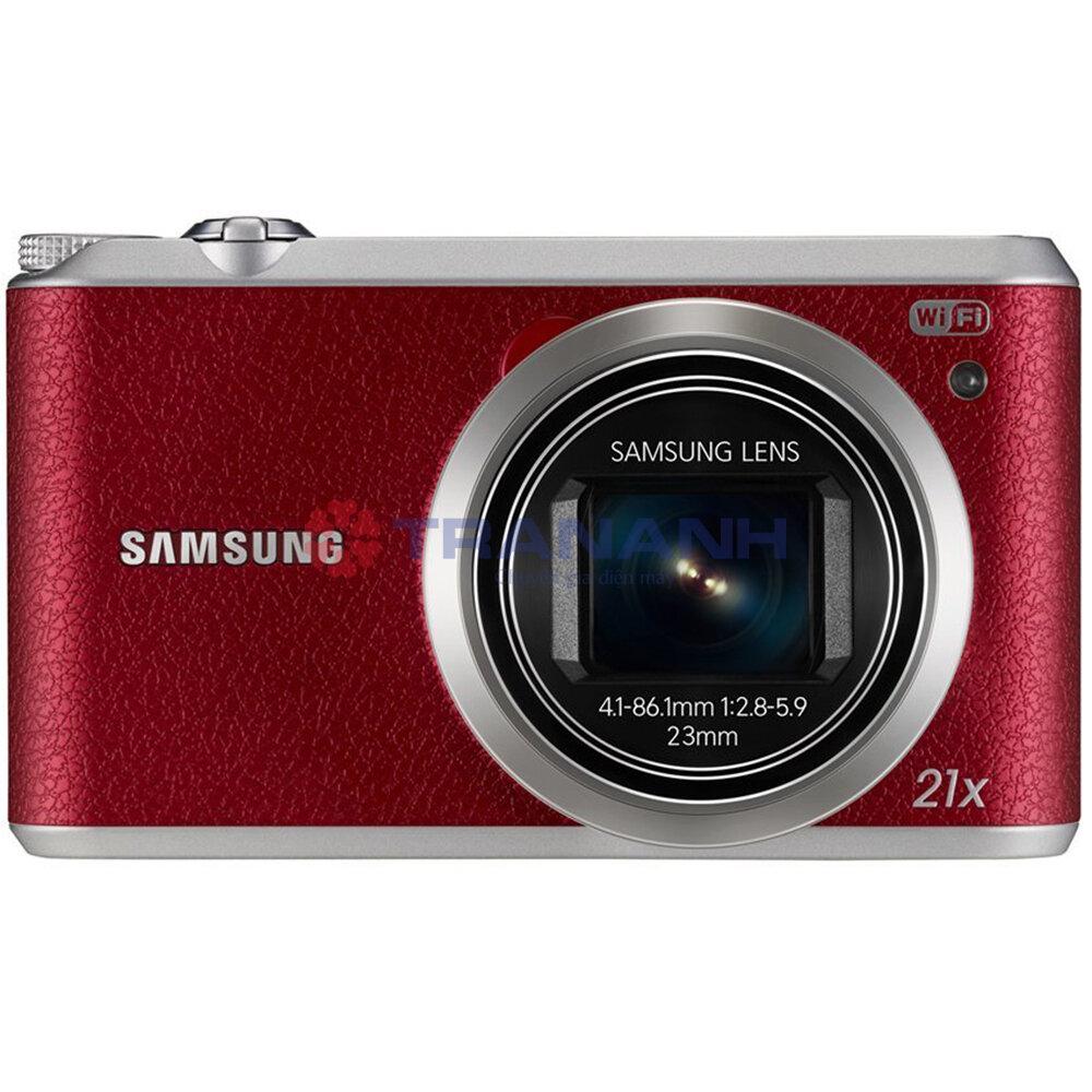 Máy ảnh Samsung EC-WB350FBDRVN đỏ