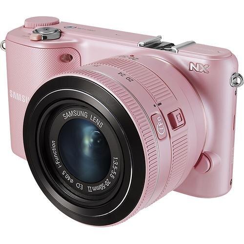 Máy ảnh Samsung EV-NX2000BAPVN
