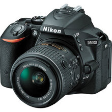 Máy ảnh SLR Nikon D5500 Kit 18-55 VR II