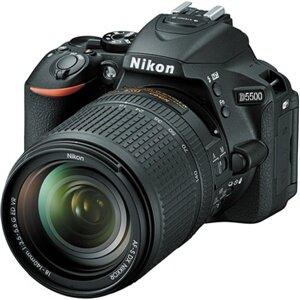 Máy ảnh SLR Nikon D5500 Kit 18-55 VR -  24.2 MPx