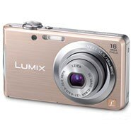 Máy ảnh số Panasonic Lumix DMC-FH5
