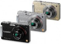 Máy ảnh số Panasonic Lumix FX580