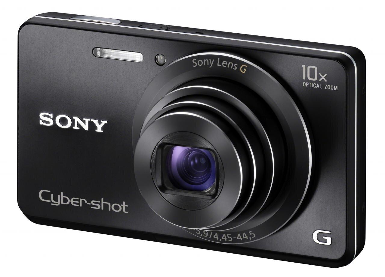 Máy ảnh Sony DSCW690  (DSC-W690/ B)