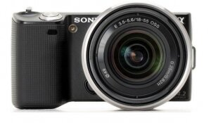Máy ảnh Sony Nex 5N