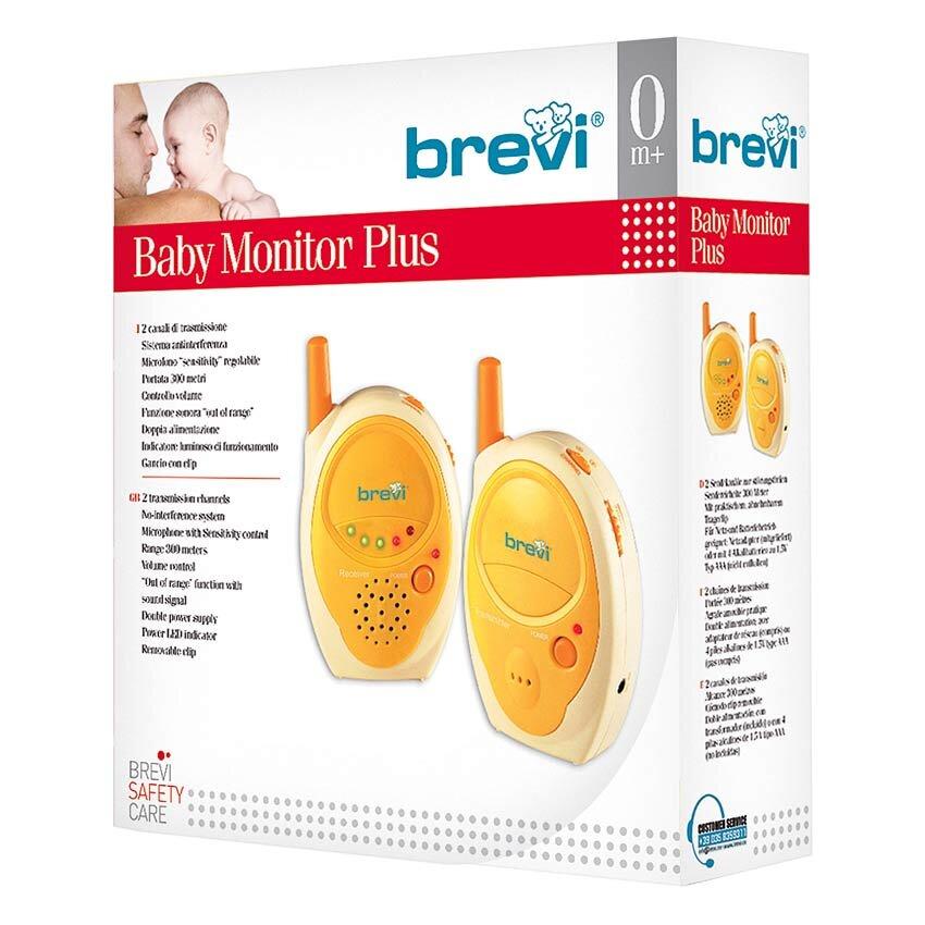 Máy báo khóc 1 chiều Brevi Monitor Plus (trên 0 tháng tuổi)