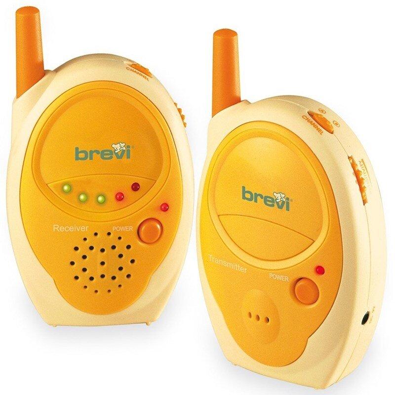 Máy báo khóc Brevi Monitor Plus - 2 chiều