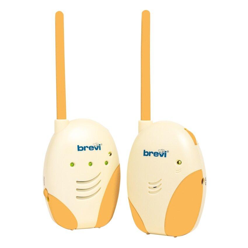 Máy báo khóc hiện đại Brevi Baby Monitor BRE365