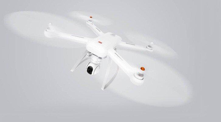 Máy bay Mi Drone Flycam 4K