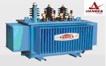 Máy biến áp phân phối HANAKA 30-6&10/0.4