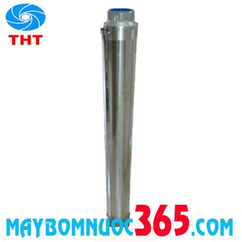 Máy bơm chìm giếng khoan đầu inox 3 pha THT 4SI4-16/1.5 2HP