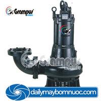 Máy bơm chìm hút nước thải thân gang Grampus AS-3206 20HP