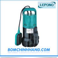 Máy bơm chìm nhựa Lepono XKS - 750PW 1HP