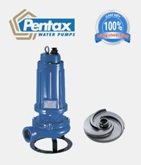 Máy bơm chìm nước thải công nghiệp Pentax DTRT 1000 - 10HP