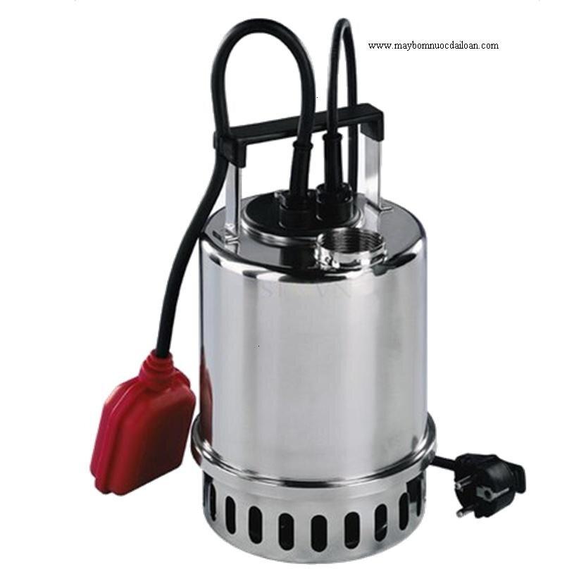 Máy bơm chìm nước thải inox Peroni PR75054R - 0.75kW