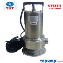 Máy bơm chìm nước thải- nước biển Veratti VS-1.5 1500W