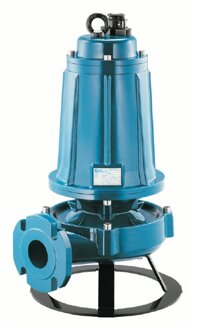 Máy bơm chìm nước thải Pentax DTRT 750 - 7.5HP