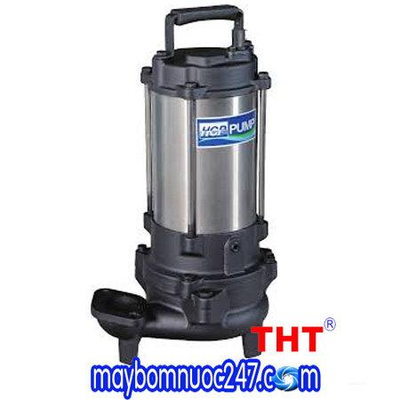 Máy bơm chìm nước thải rác HCP F-05U 0.5HP ( không phao)