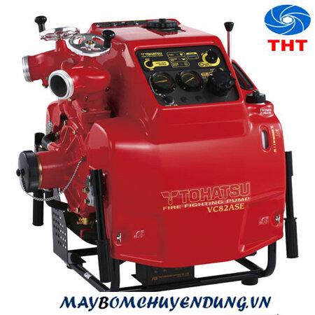 Máy bơm chữa cháy chuyên dụng Tohatsu V82 42.7 KW
