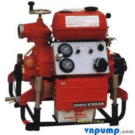 Máy bơm chữa cháy chuyên dùng Tohatsu V30AS 14.7 KW