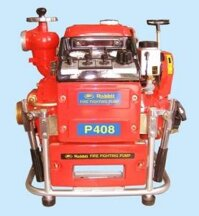 Máy bơm chữa cháy RABBIT P408