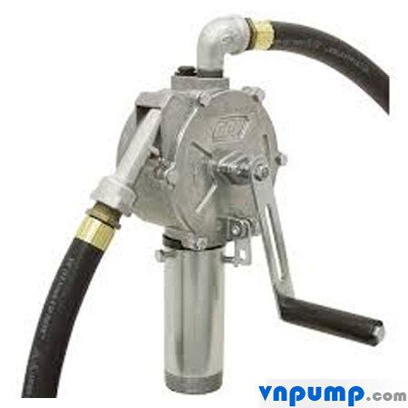 Máy bơm dầu quay tay piston GPI RP-10-UL