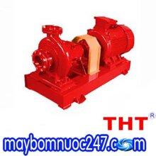 Máy bơm điện rời trục đầu bơm SPLIT CASE + động cơ điện SHAKTI NSC 200-125 150HP, 4 pole