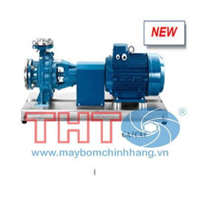 Máy bơm điện rời trục Pentax + Động cơ Shakti CA 65-250B 40HP