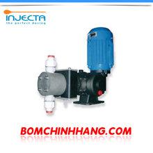 Máy bơm định lượng kiểu màng INJECTA TM04108C 380V SS.316