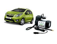 Máy bơm lốp xe ô tô mini Lifepro - L636 AC