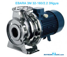 Máy bơm ly tâm EBARA 3M 65 - 125/5.5