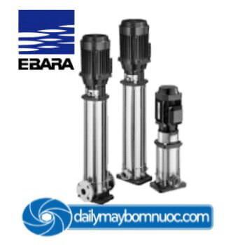 Máy bơm ly tâm trục đứng đa tầng cánh EBARA EVM 32 5-0F5/11 15HP