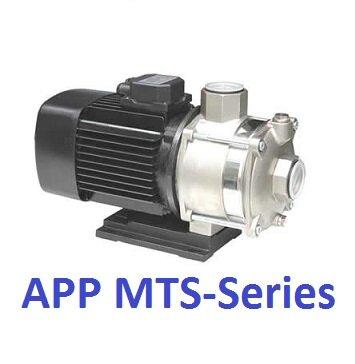 Máy bơm ly tâm trục ngang đa tầng cánh APP MTS-85T - 3HP
